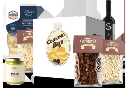 Cookingbox Caporaso